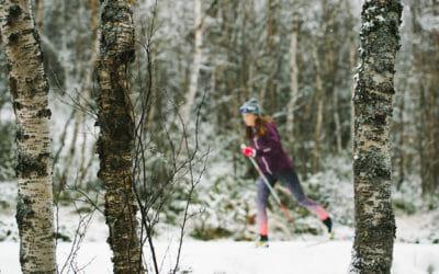 Sportfotografen Luca Mara och Ski&Bike Nordic i samarbete kring fotografier
