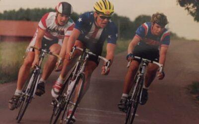 Lance Armstrong i Dalarna