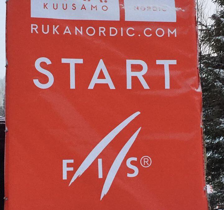 Ski&Bike Nordic på FIS World Cup Ruka Nordic