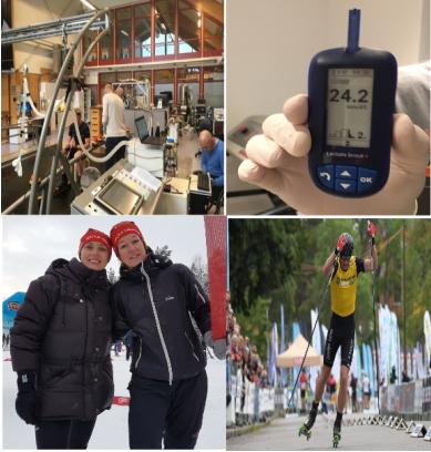 Ski&Bike Nordic Lab i samarbete med Nacka Värmdö Skidklubbs tävlingsgrupp
