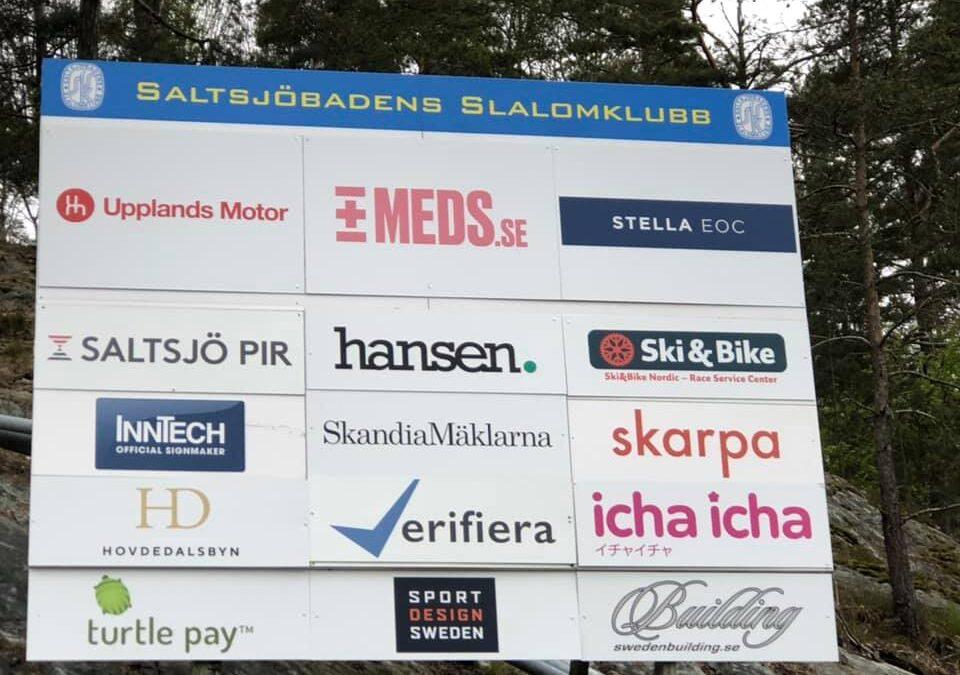 Området kring Saltsjöbadens slalombacke växer med en MTB-bana