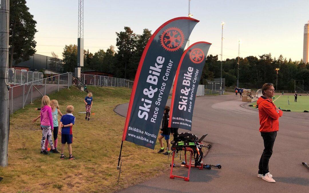Test av SKIGO-rullskidor (direkt från Alliansloppet Action Week) och nya produkter från CoXa Carry