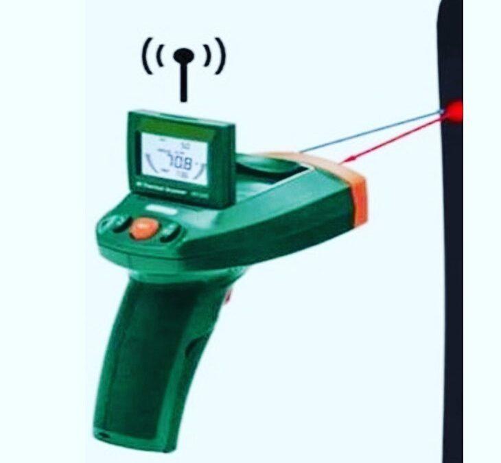 """Testverktyg (""""fluorpistolen"""") för kontroll av fluorvallning utvecklad för och godkänd av FIS och IBU"""