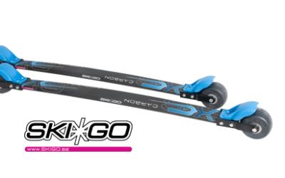 Nu har rullskidorna kommit – svenska Elpex och SKIGO och norska Gold Ski
