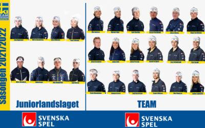 Stort grattis Johan Ekberg till fortsatt representation i svenska landslaget!